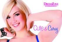 DreamZone Releases Image Galleries for 'Cute & Curvy'