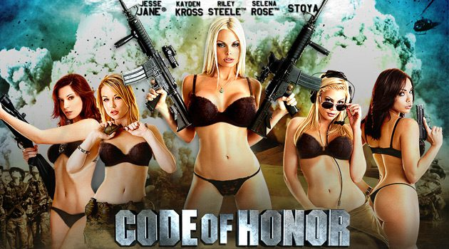 Digital Playground Releases 'Code of Honor' Today
