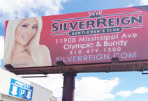 Tasha Reign Featured on Los Angeles Billboards