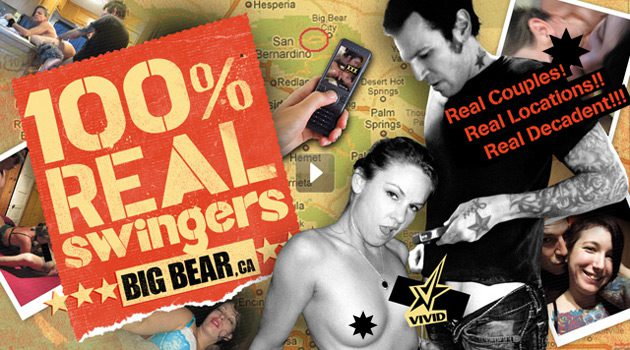 Phil Varone's '100% Real Swingers: Big Bear' Comes Out Today