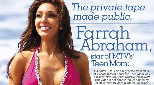Win A Copy Of 'Farrah Superstar: Backdoor Teen Mom'