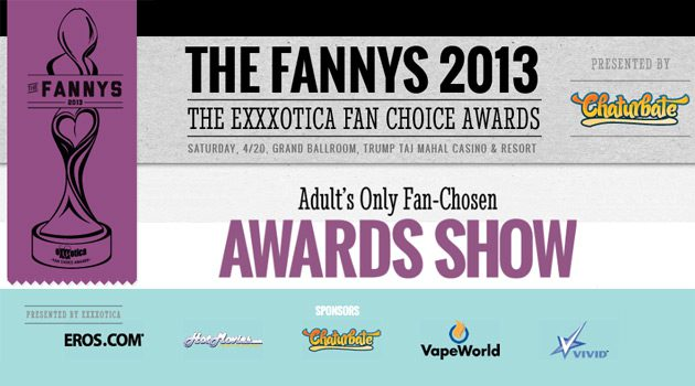 2013 EXXXOTICA Fan Choice Award Winners