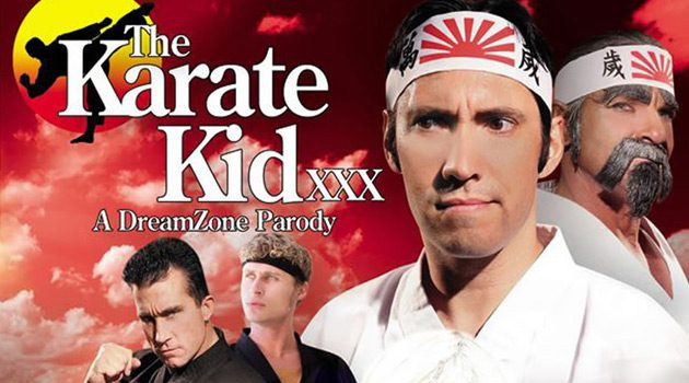 DreamZone Announces May Release For 'The Karate Kid XXX: A DreamZone Parody'