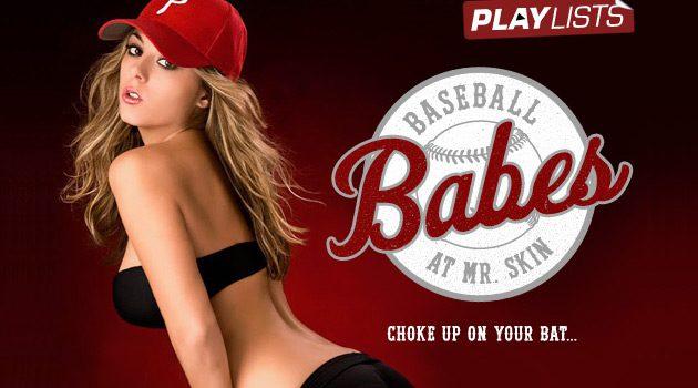 Baseball Babes At Mr. Skin