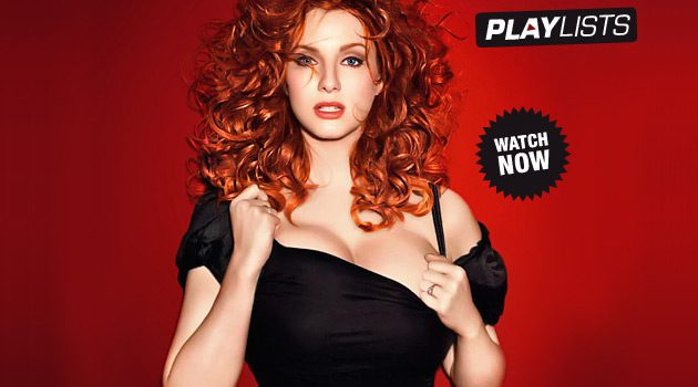 The Hottest Babes of MAD MEN