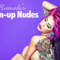 Book Review: Alvarado's Pin-up Nudes