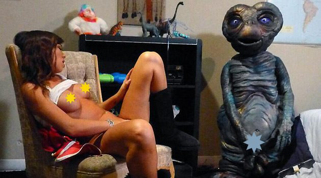 DreamZone Announces October Release for 'ET XXX: A DreamZone Parody'