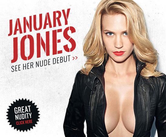 Jones topless january 57 January