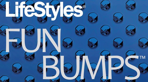 LifeStyles Fun Bumps: Latest Advancement in Textured Condoms