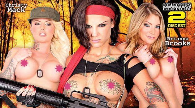 DreamZone Announces January Release for 'Rambone XXX: A DreamZone Parody'