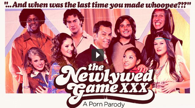 Vivid's 'The Newlywed Game XXX' Comes Out Today