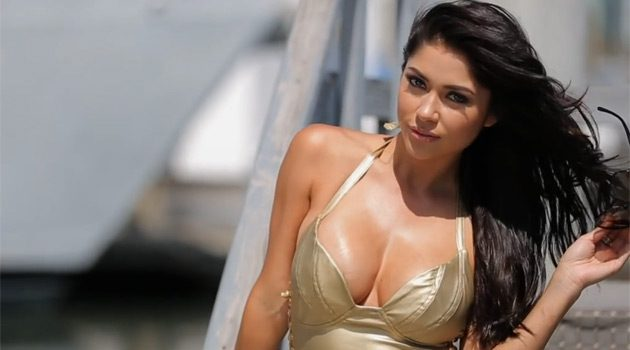 Are You Ready For Arianny Celeste's New Bikini Calendar?