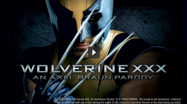 DVD Review: Axel Braun's 'Wolverine XXX'