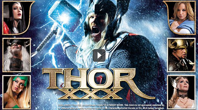 Thor XXX: An Axel Braun Parody Out Today