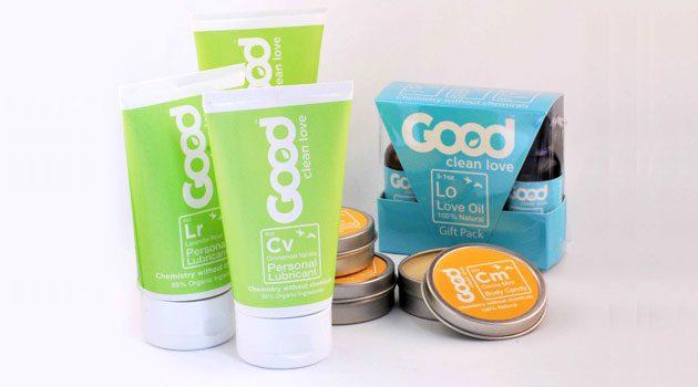 Good Clean Love – Organic Lubricants
