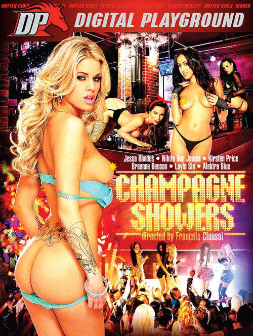 Digital Playground - Champagne Showers