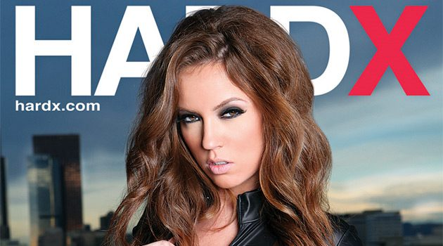 Hard X's 'Maddy' Features Maddy O'Reilly's First Anal Scene