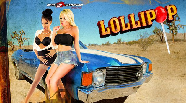 Digital Playground Releases 'Lollipop' Featuring Jesse Jane