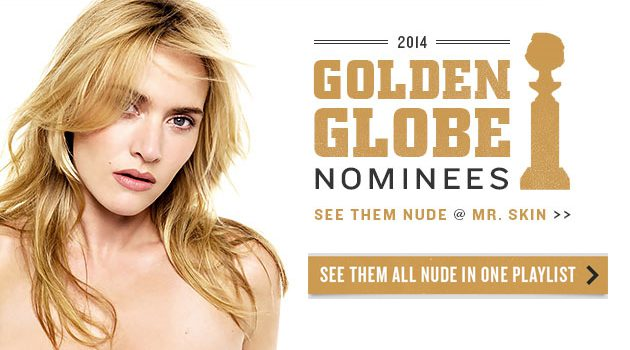 2014 Golden Globe Nominees Nude