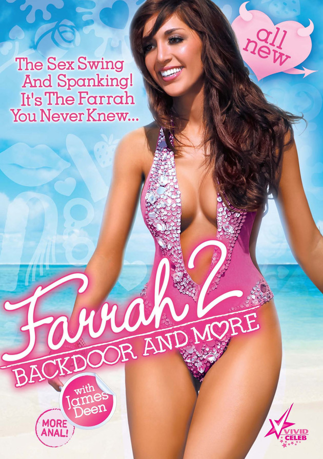 farrah 2: backdoor and more