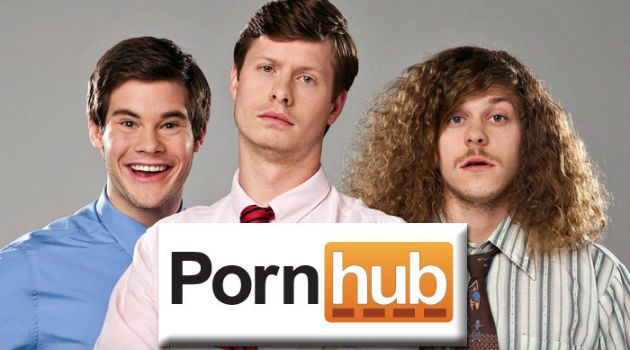 PornHub VP Invites 'Workaholics' Stars To Porn Shoot