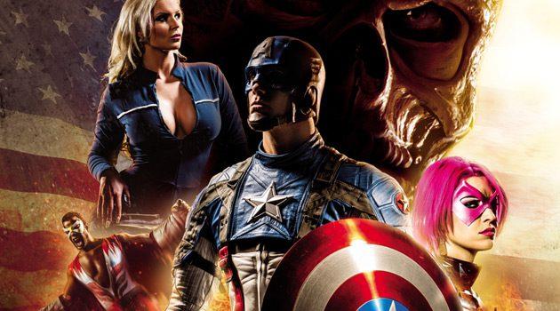Vivid Releases 'Captain America XXX: An Axel Braun Parody'