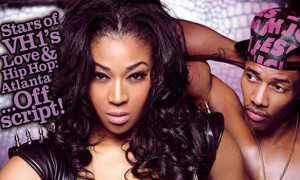 VH1 Reality Stars Mimi Faust & Nikko Star In Sex Tape