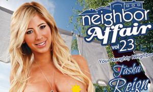 Pure Play Media and Naughty America Present Neighbor Affair 23