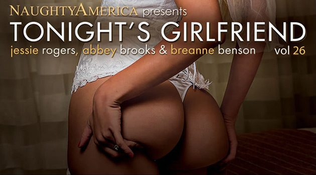 Pure Play Media and Naughty America Present Tonight's Girlfriend 26