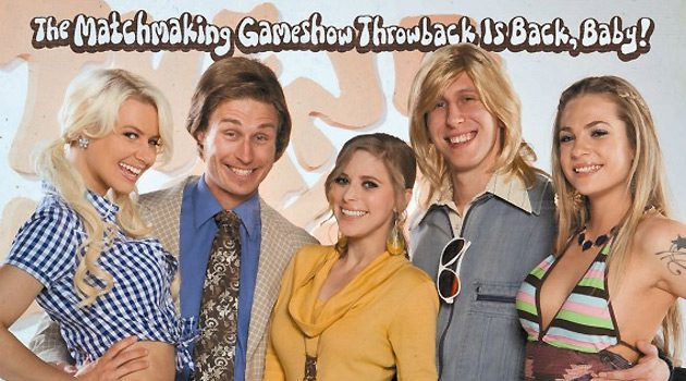 Vivid Releases Retro Spoof 'The Dating Game XXX: A Porn Parody'