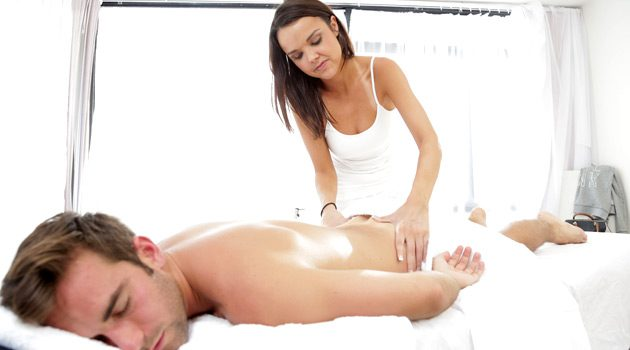 Mile High Media Releases 'The Masseuse: Volume 6′