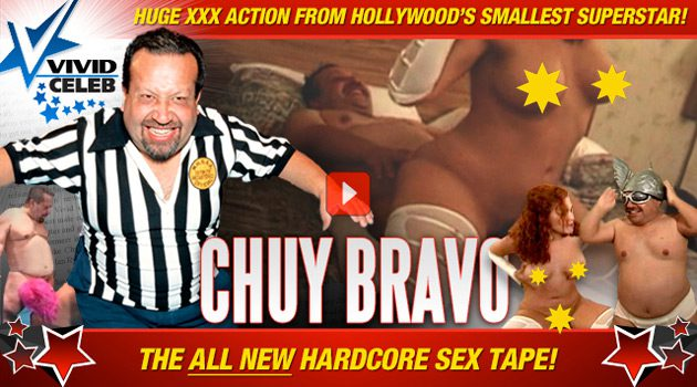 'Chuy Bravo Porn Star' Movie Can Now Be Watched On Vivid.com