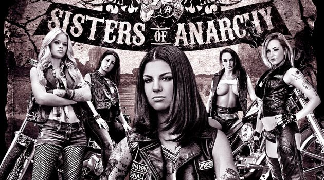 Bonnie Rotten Makes Directorial Debut In Digital Playground's 'Sisters of Anarchy'
