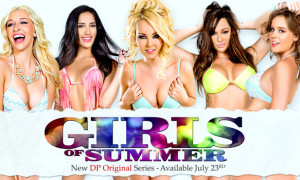 "Digital Playground Presents ""Girls of Summer"" Starring Aaliyah Love"