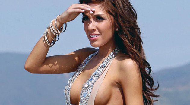 Farrah Abraham Is Working As A Stripper Now, But Claims It's For Research