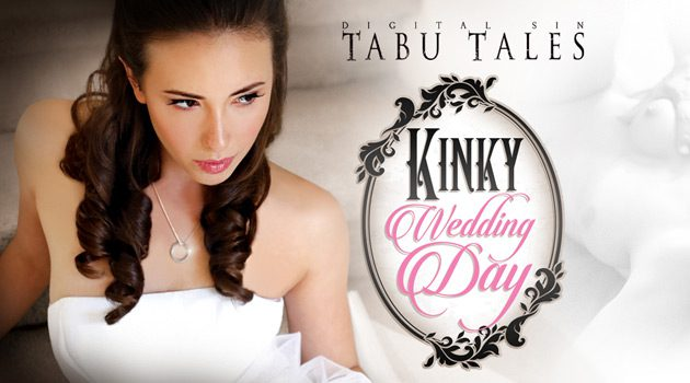Digital Sin To Release 'Kinky Wedding Day' This Thursday