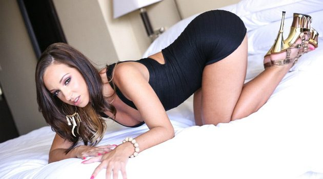 Jada Stevens To Perform At Houston's Vivid Live Xmas Party December 18-20