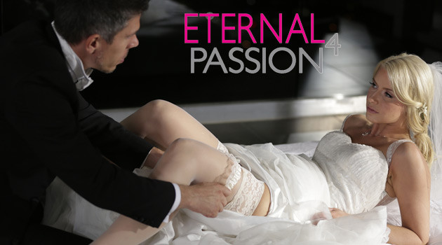 Anikka Albrite's Wedding Night Celebrated In Erotica X's 'Eternal Passion 4'