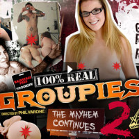 Win A Copy Of Vivid's '100% Real Groupies 2'