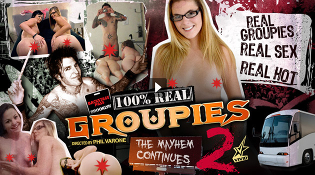 100% Real Groupies 2