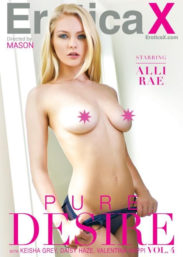 Erotica X - Pure Desire: Vol. 4