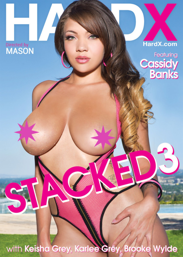 Hard X - Stacked 3