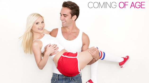 Erotica X's New 'Coming Of Age' Series Is Pretty Amazing!