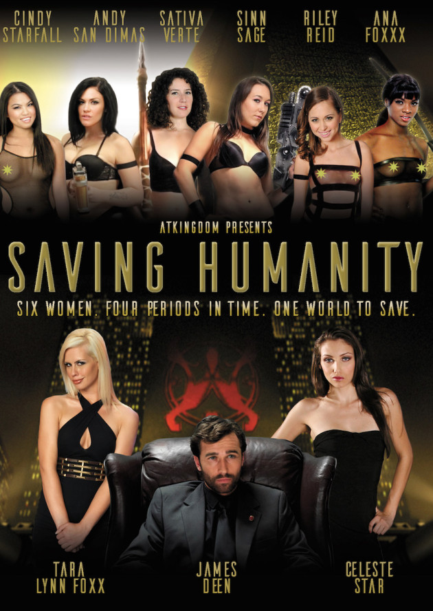 Saving Humanity - ATKingdom