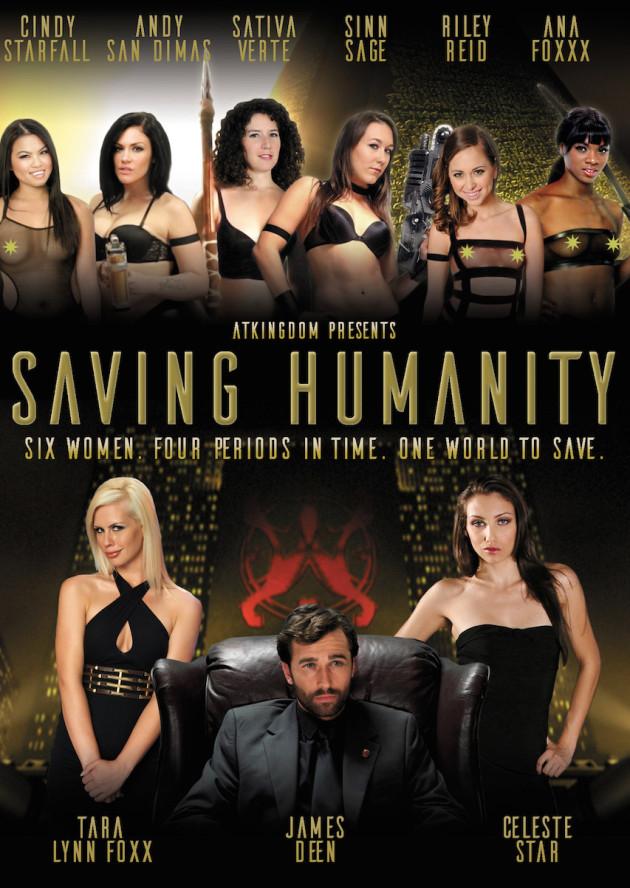 Saving Humanity - ATKingdom