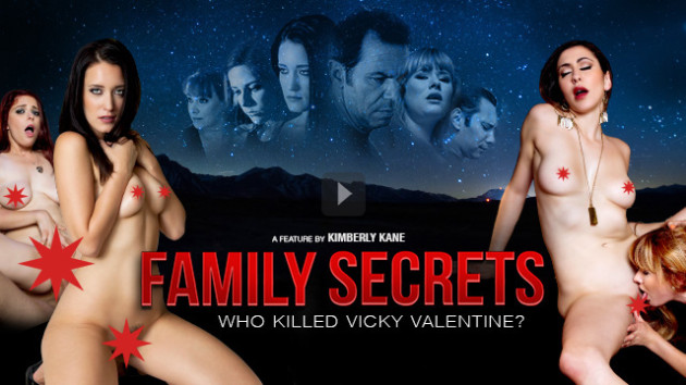 Kimberly Kane - Family Secrets