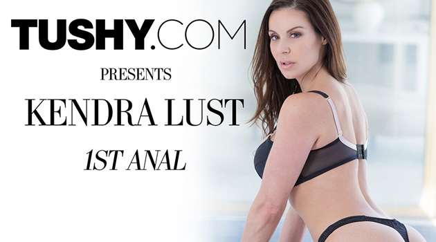 Kendra Lust Shoots Her First Anal Scene For Tushy.com
