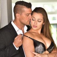Dani Daniels Stops Hearts On The Cover Of 'Sensual Moments: Volume 5'