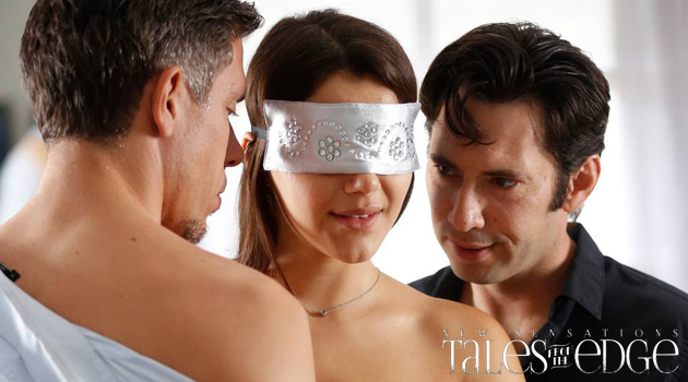 New Sensations Releases New Tales From The Edge Movie, 'A Hotwife Blindfolded 2'