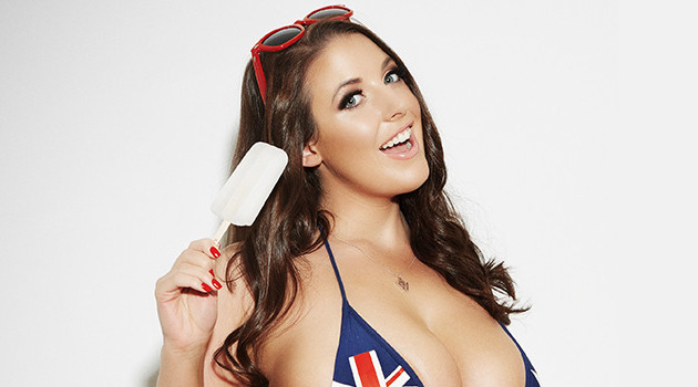 Adult Superstar Angela White Is Cumming To Sexpo Australia